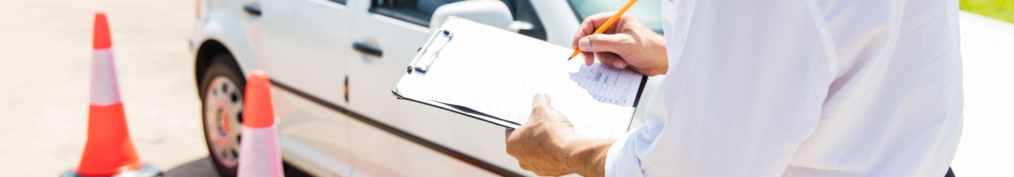 L'examen à la conduite pour le permis auto