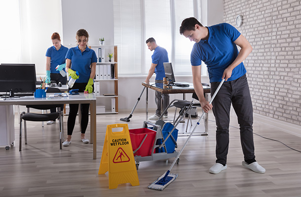 Société de nettoyage de bureaux – Nettoyage et entretien à Wavre