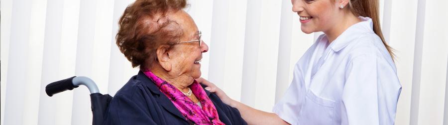 À qui s'adressent les soins infirmiers d'aide à la personne ?