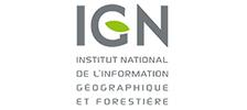 L'institut national de l'information géographique et forestière