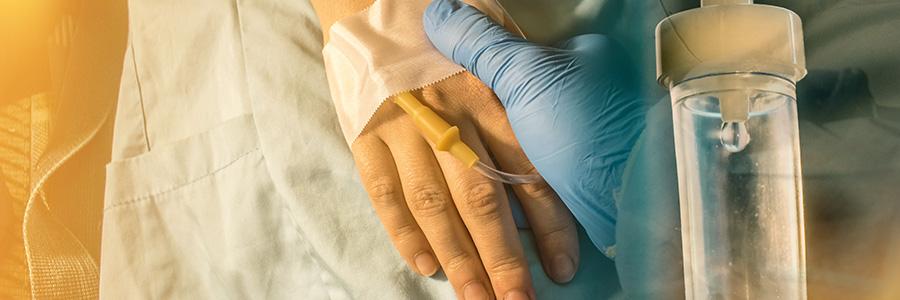 Le traitement du patient sous chimiothérapie