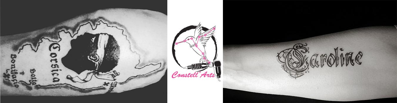 Tatouage à Saint-Cannat - Salon de tatouage et piercing