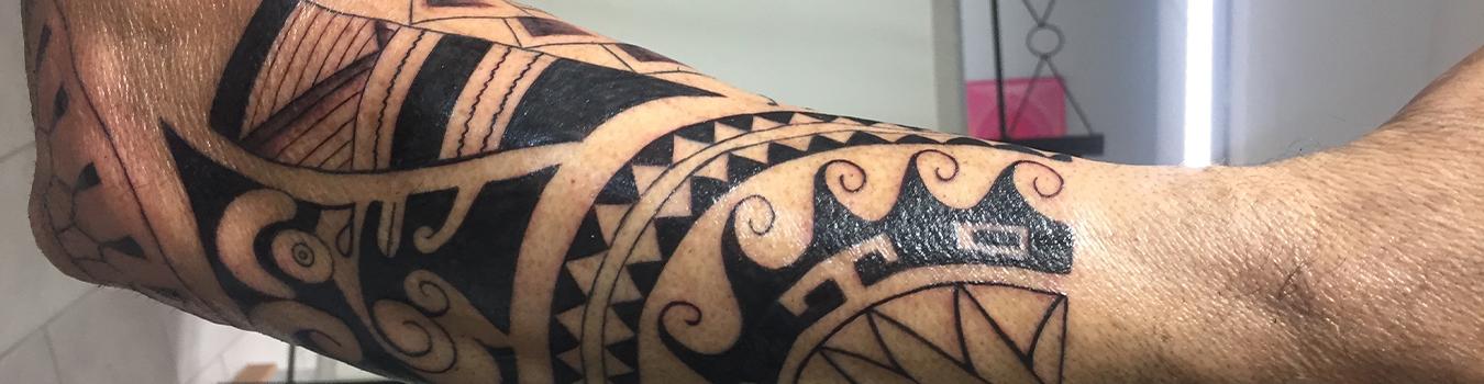 Le tattoo-cover ou recouvrement de tatouage
