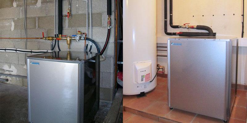 Réparation pompe à chaleur