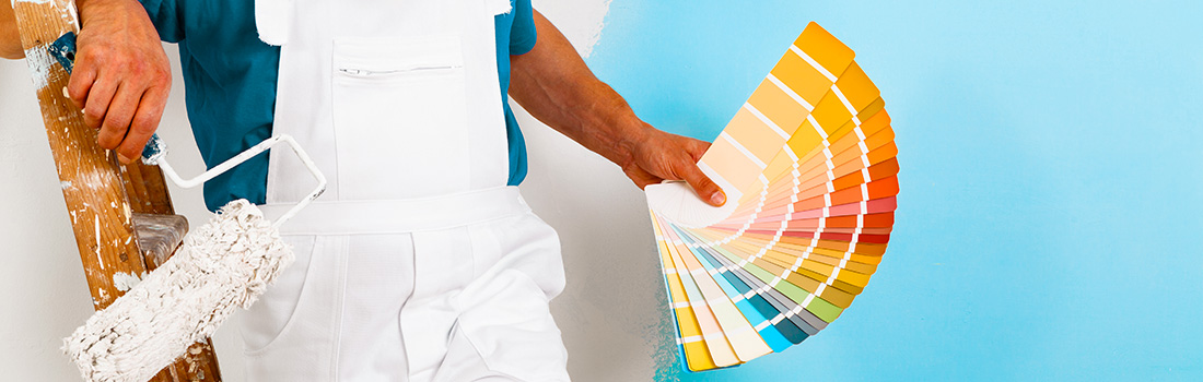 Les produits de peinture et revêtement d'intérieur