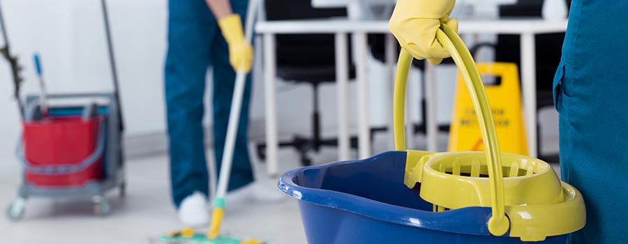 Un spécialiste nettoyage
