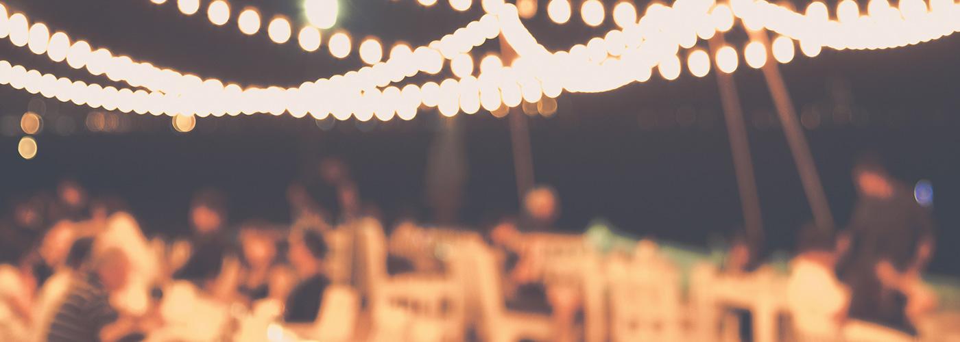 Les services et formules événement privé