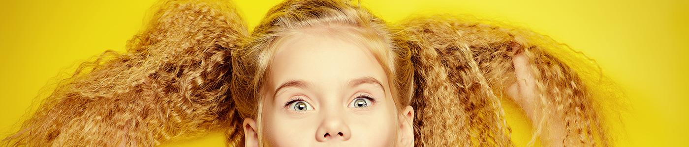 Le soin capillaire des enfants
