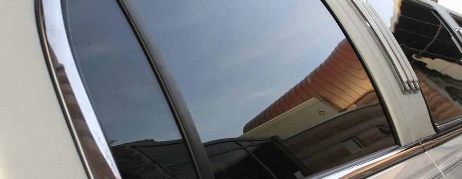 La règlementation relative aux vitres teintées