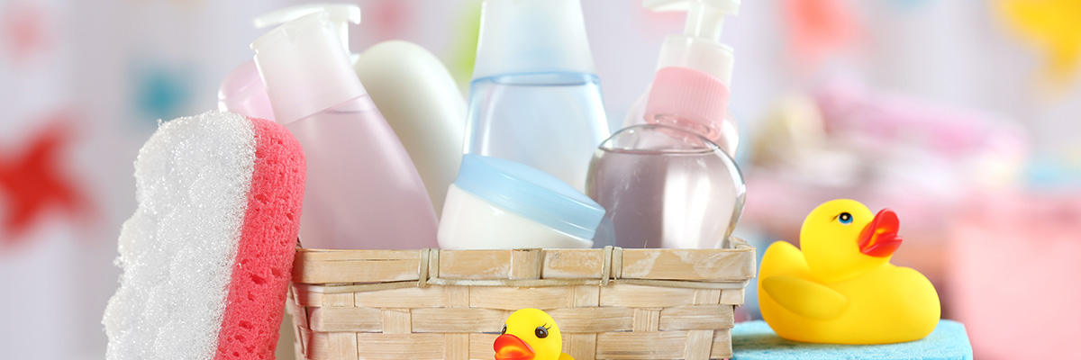 Les produits pour la maman et le bébé