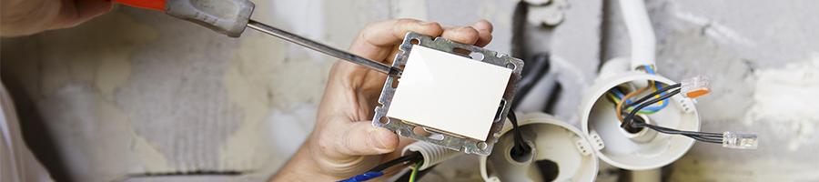 Artisan électricien de proximité                                 Pour tous vos travaux d'électricité