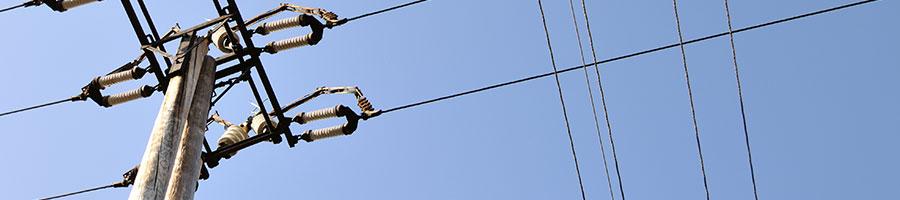 L'installation du réseau électrique