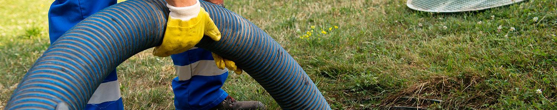 Le dégorgement et le débouchage des canalisations
