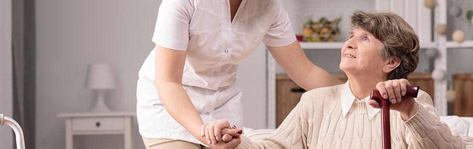 Infiathome, des soins de base, spécifiques et l'aide à la personne