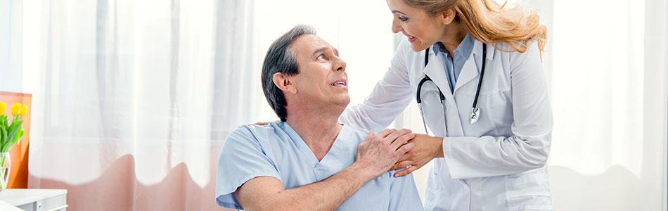 L'accompagnement du patient malade rénovation
