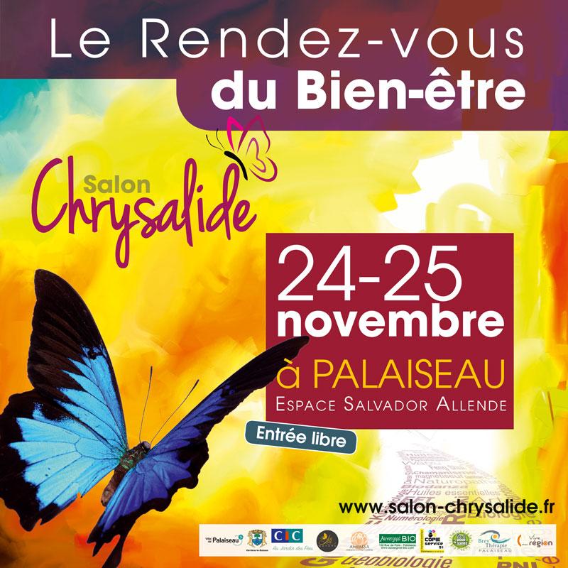 Salon Chrysalide Palaiseau