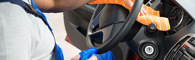 Le lavage auto intérieur à Avensan – Lavage en centre et à domicile