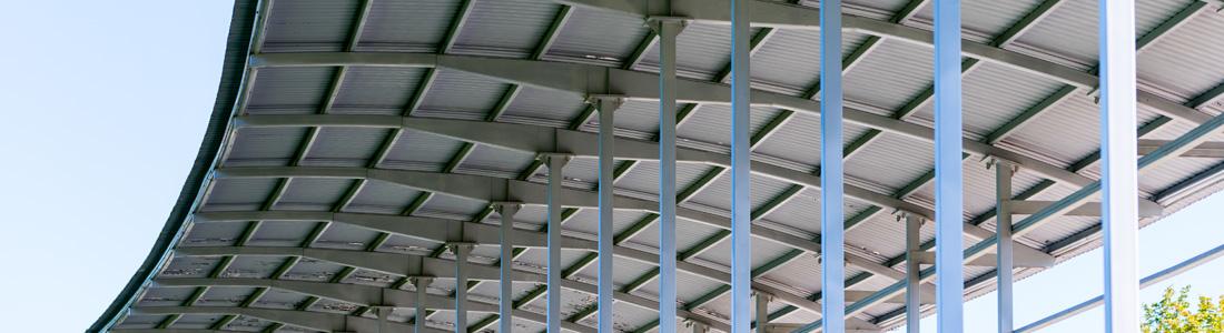 L'entretien de la toiture industrielle