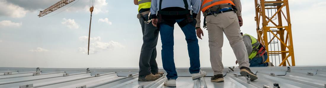 L'étanchéité du toit industriel