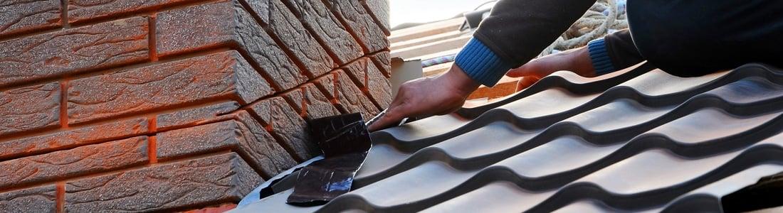 La réfection de toiture ancienne ou effondrée