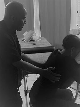 Massage Amma Assis à domicile au Mée-sur-Seine (Melun)