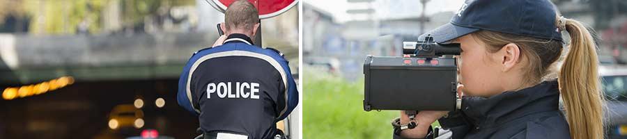 Les infractions et les délits routiers