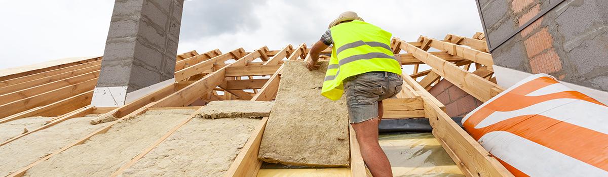 Les techniques d'isolation de la toiture