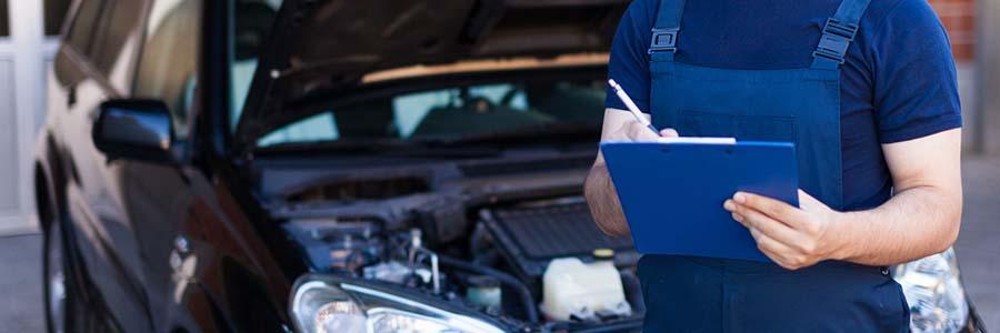 Entretien et réparation de voiture