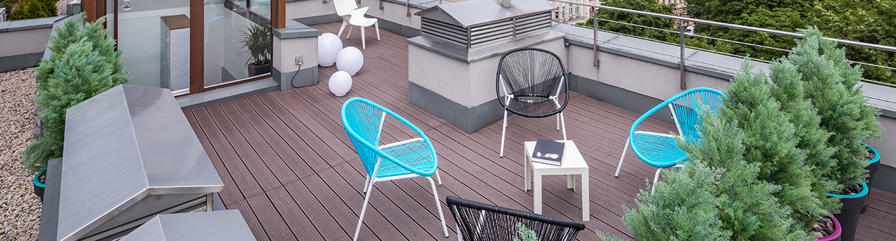 Toiture terrasse – Artisan couvreur à Lyon