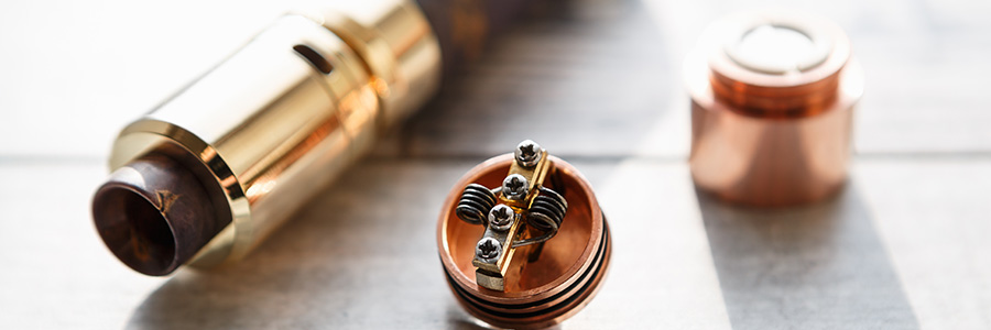 Le taux de nicotine des e-liquides