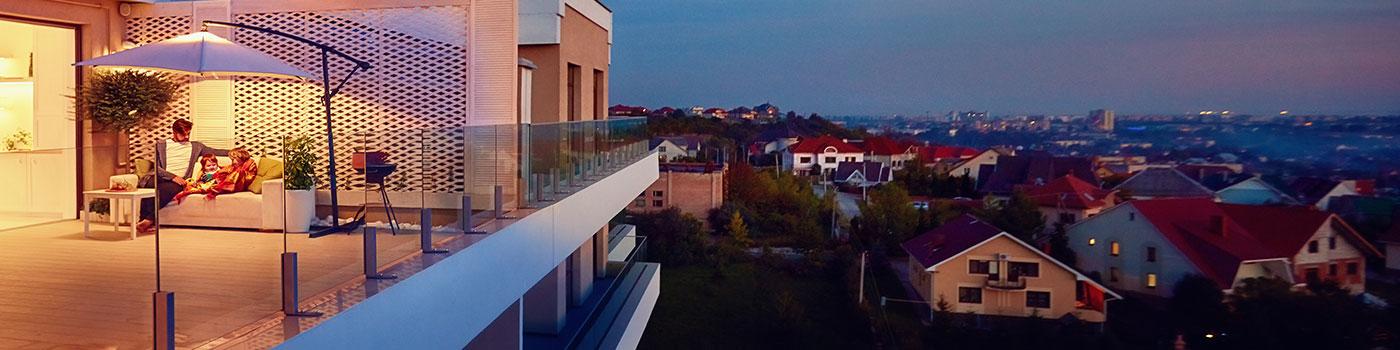 Les différents types de toit terrasse