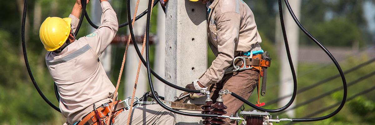 Réparation des pannes de courant
