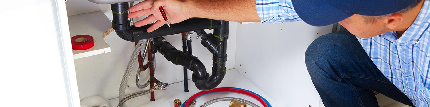 Les installations de plomberie