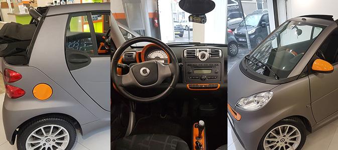 Smart Cabriolet 2009