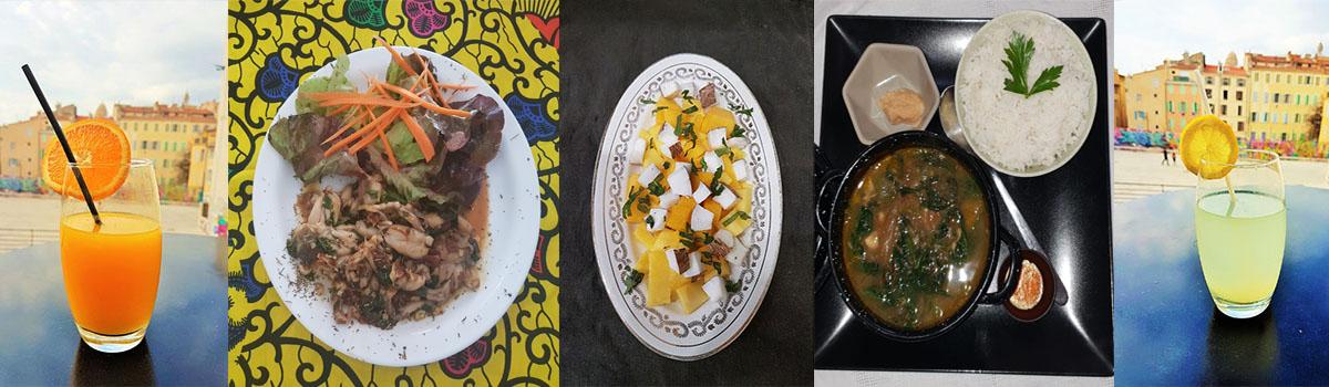 Cuisine franco-congolaise – Restaurant à Marseille
