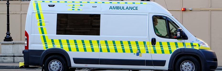 Ambulancier à Hellemmes