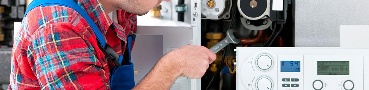 Installation de chaudière/radiateur