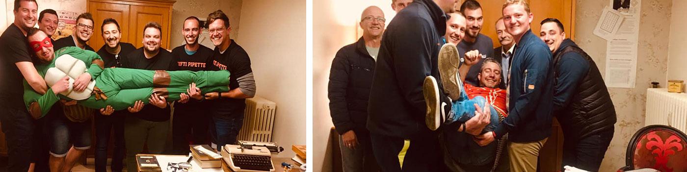 Escape game à Charleroi – Team building et événement