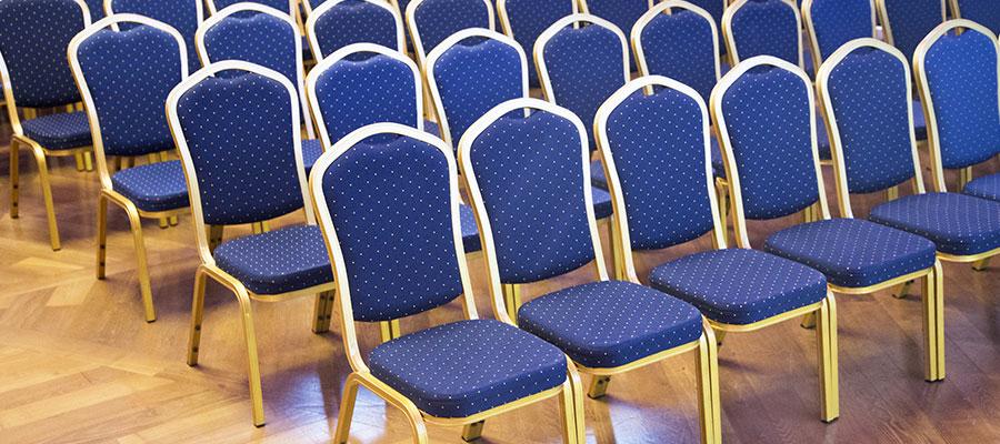 La location de salles pour les événements professionnels