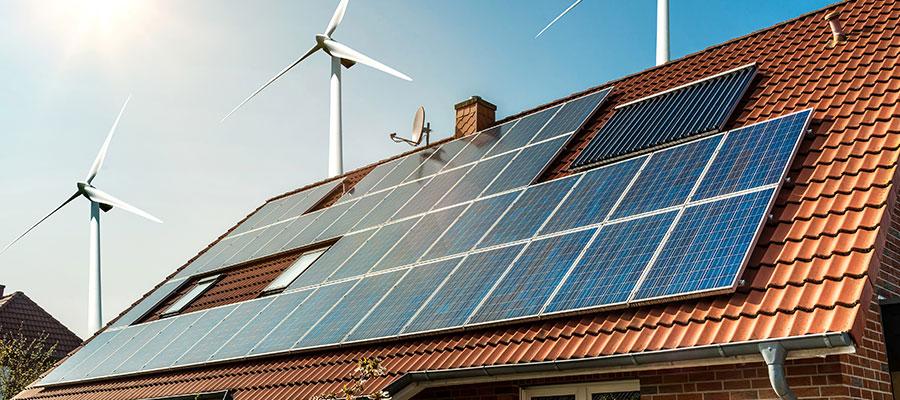 L'installation de panneaux photovoltaïques
