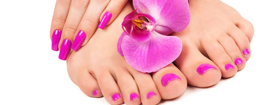 Les prestations en soin beauté des mains et des pieds