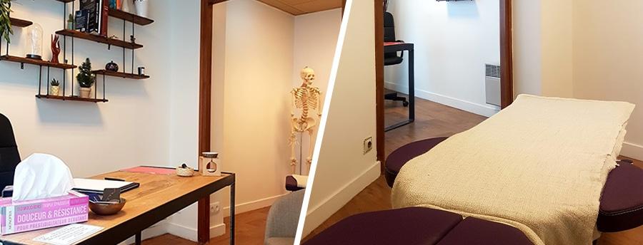 Cabinet d'ostéopathie à Paris – Ostéopathe Suzanne Guerche