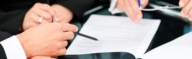 Cabinet d'avocat en droit des contrats au Barreau de Béthune