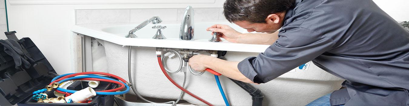 L'installation des équipements sanitaires