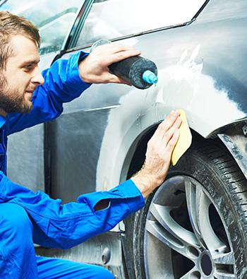 Réparation en carrosserie – Garage KLM Auto à Châteauneuf-le-Rouge