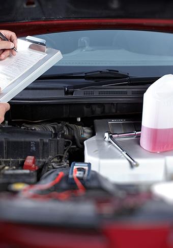 Les solutions d'entretien de votre voiture