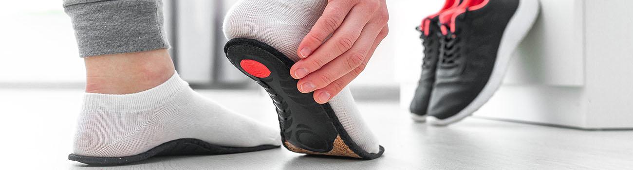 Les semelles orthopédiques pour les sportifs