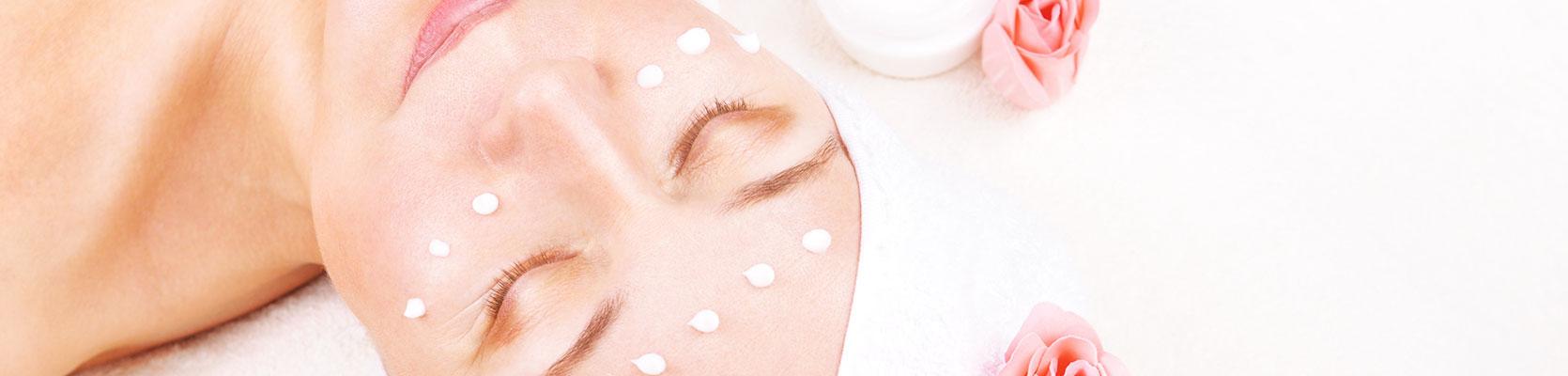 Les soins visage