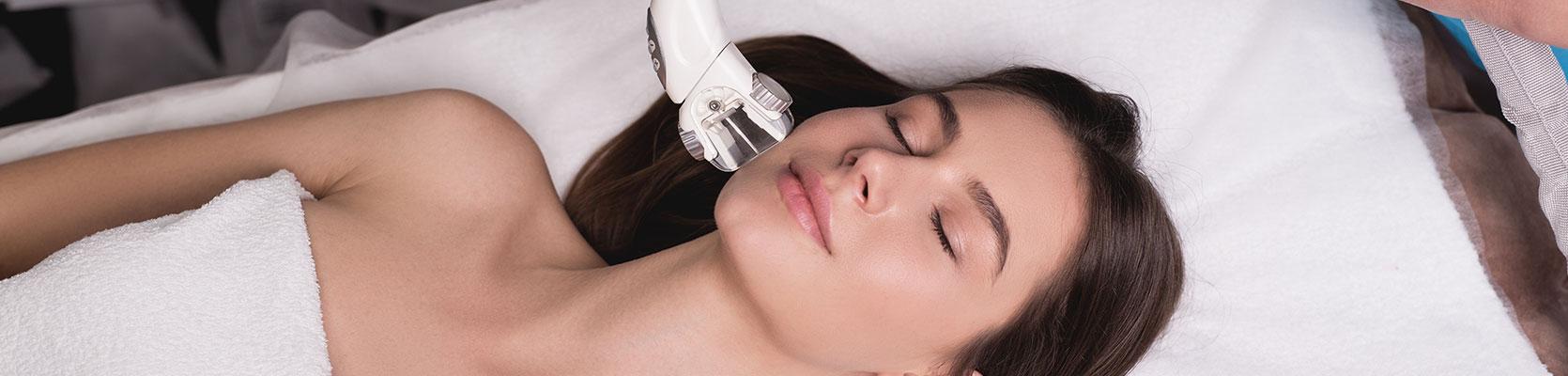Les soins LPG pour le visage