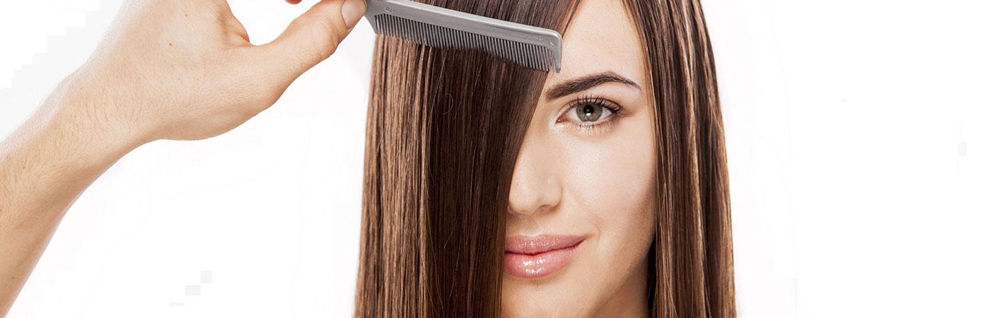 Les soins lissants et réparateurs de cheveux